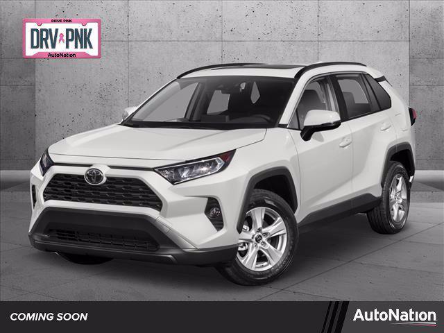 2021 Toyota RAV4 XLE for sale in Leesburg, VA