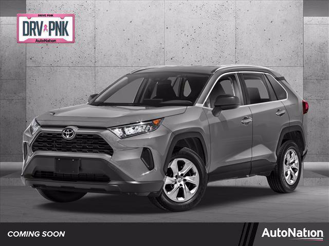 2021 Toyota RAV4 LE for sale in Leesburg, VA