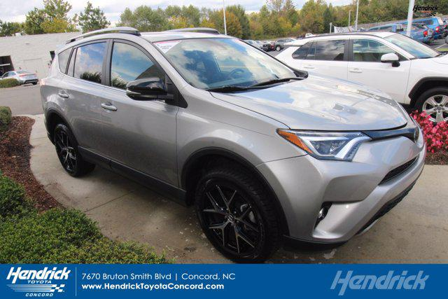 2018 Toyota RAV4 SE for sale in Concord, NC