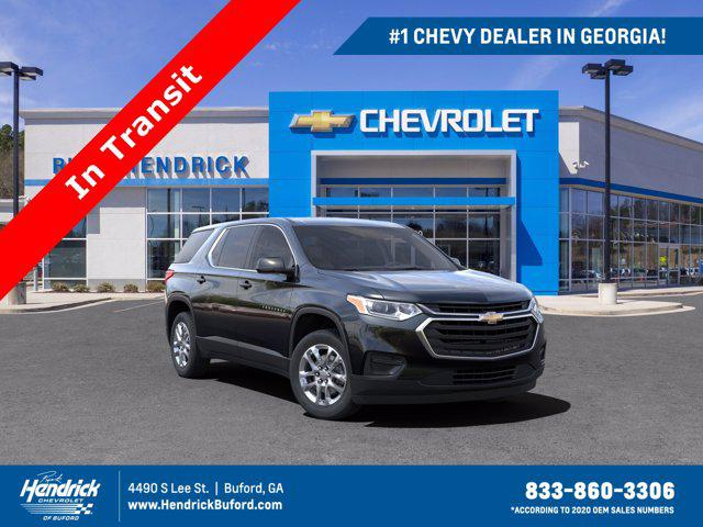 2021 Chevrolet Traverse LS for sale in Buford, GA