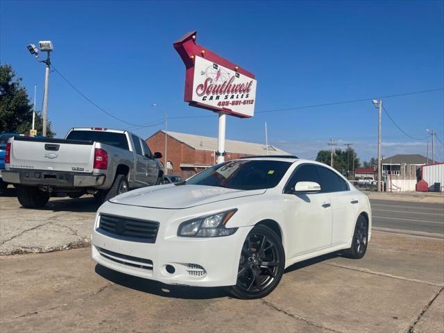 2013 Nissan Maxima 3.5 SV w/Sport Pkg for sale in Oklahoma City, OK