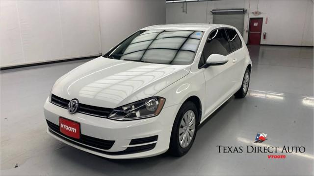 2015 Volkswagen Golf Launch Edition for sale in Stafford, TX