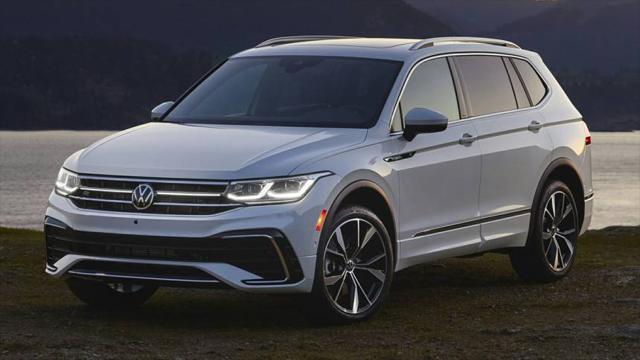 2022 Volkswagen Tiguan SEL R-Line for sale in Springfield, PA