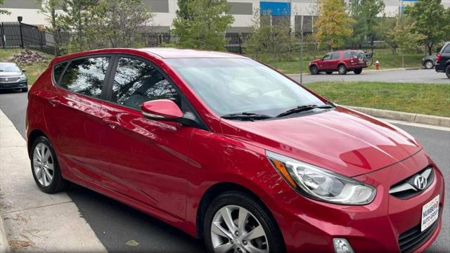 2013 Hyundai Accent SE for sale in Chantilly, VA