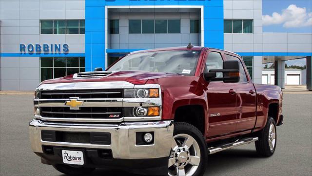 2019 Chevrolet Silverado 2500HD LT for sale in Humble, TX