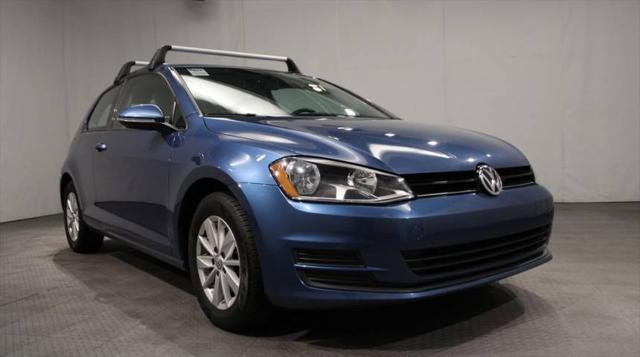 2015 Volkswagen Golf TSI S for sale in Tacoma, WA