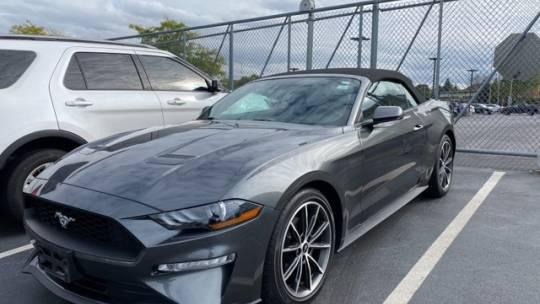 2019 Ford Mustang EcoBoost Premium for sale in Frankfort, IL