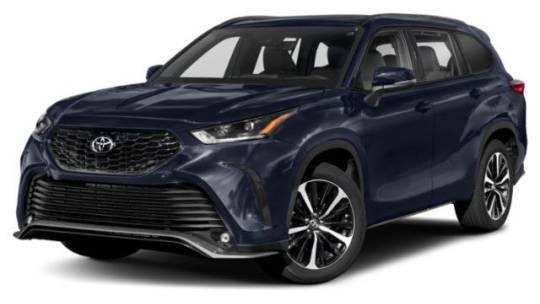 2022 Toyota Highlander XSE for sale in Doral, FL