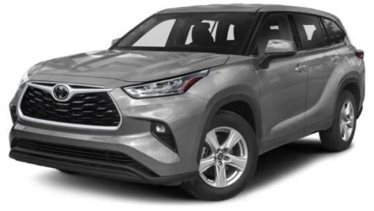 2021 Toyota Highlander L for sale in Doral, FL