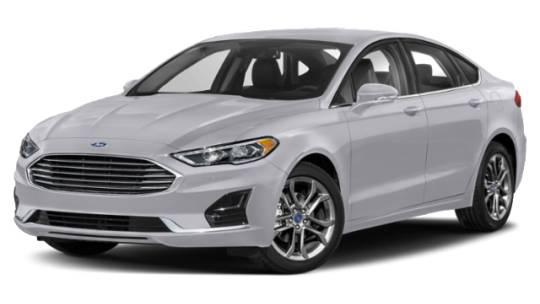 2020 Ford Fusion SEL for sale in College Park, MD