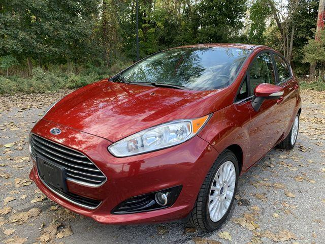 2016 Ford Fiesta Titanium for sale in Wappingers Falls, NY