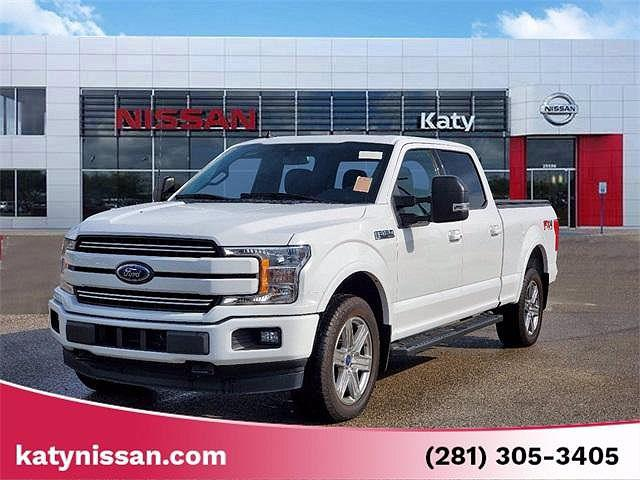 2019 Ford F-150 King Ranch for sale in Katy, TX