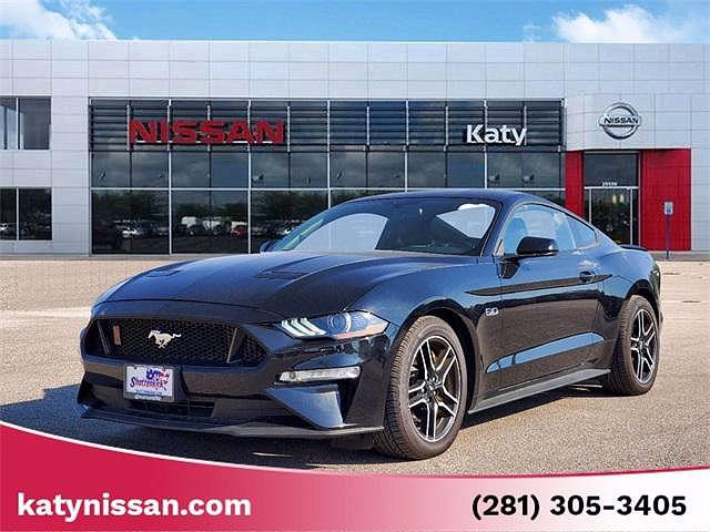 2019 Ford Mustang GT for sale in Katy, TX
