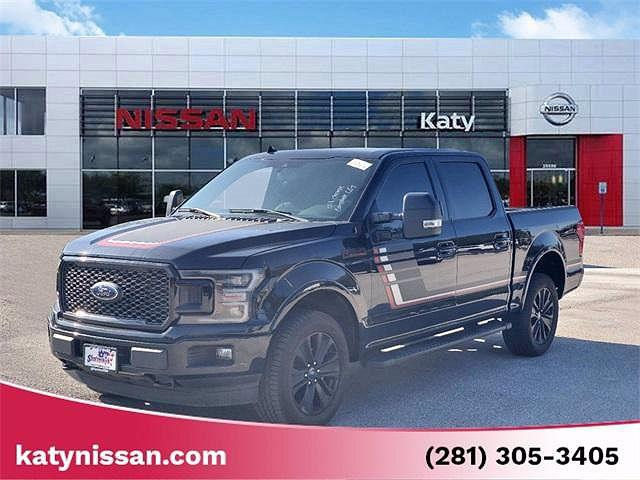 2019 Ford F-150 Platinum for sale in Katy, TX