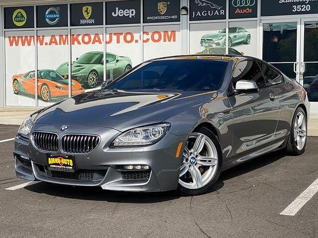 2014 BMW 6 Series 640i for sale in Laurel, MD