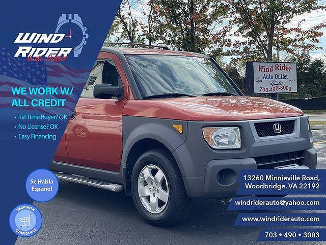 2003 Honda Element EX for sale in Woodbridge, VA