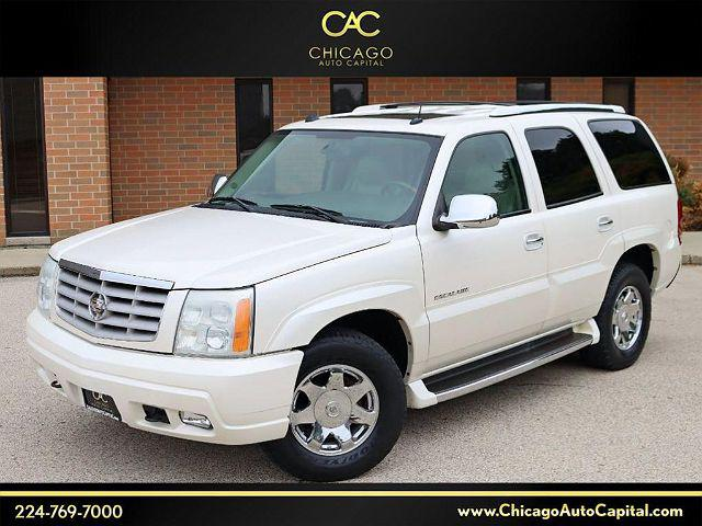 2004 Cadillac Escalade 4dr AWD for sale in Elgin, IL