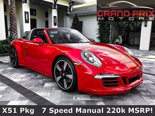 2016 Porsche 911 4S/4 GTS for sale in Portland, OR