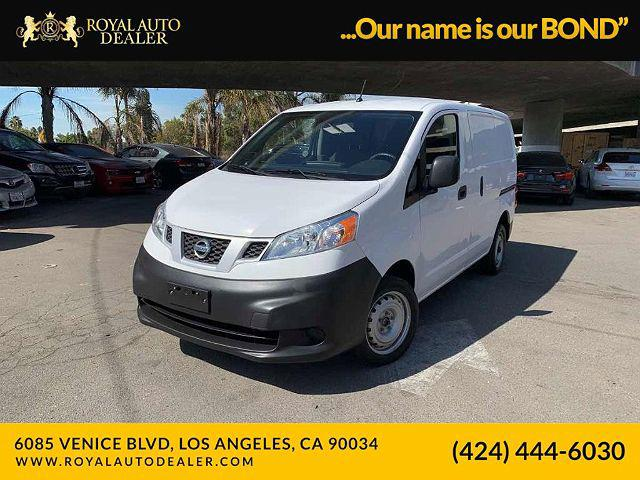2016 Nissan NV200 S for sale in Los Angeles, CA