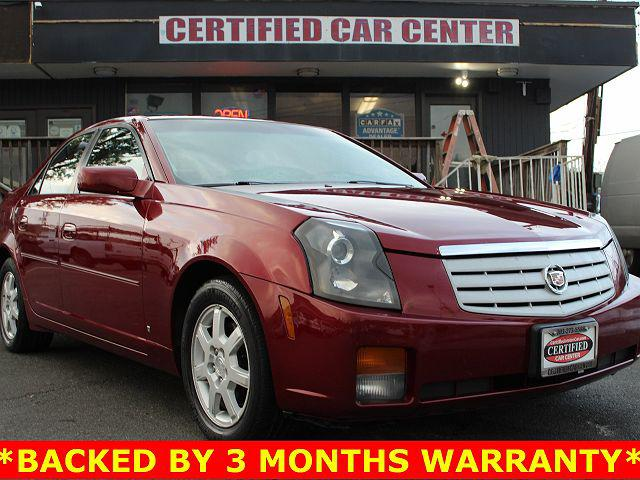 2006 Cadillac CTS 4dr Sdn 3.6L for sale in Fairfax, VA