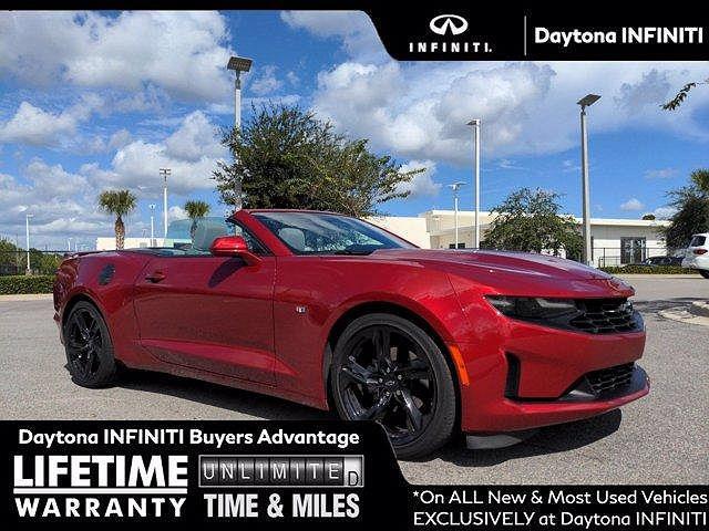 2020 Chevrolet Camaro 1LT for sale in Daytona Beach, FL