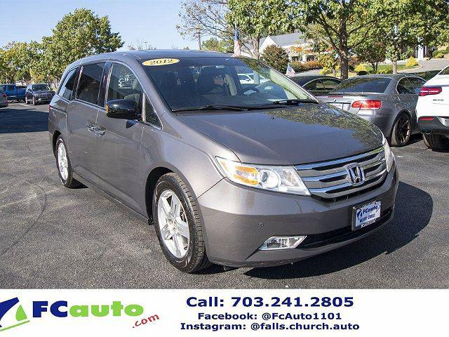2012 Honda Odyssey Touring for sale in Falls Church, VA