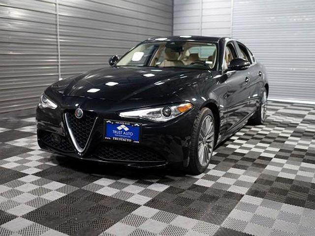 2018 Alfa Romeo Giulia Ti Lusso for sale in Sykesville, MD