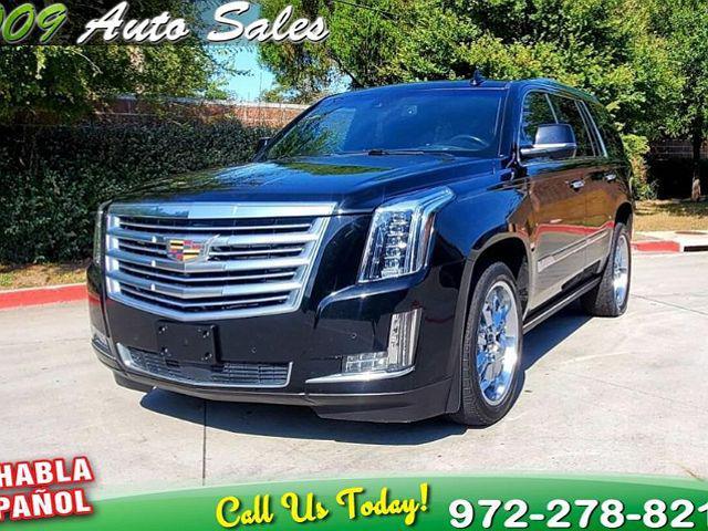 2015 Cadillac Escalade Platinum for sale in Garland, TX