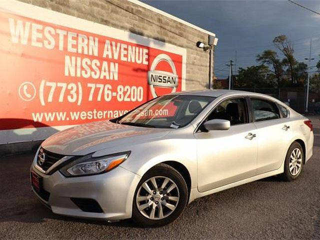 2018 Nissan Altima 2.5 S for sale in Chicago, IL