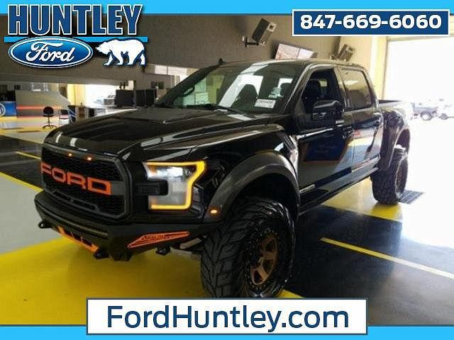 2018 Ford F-150 Lariat for sale in Huntley, IL