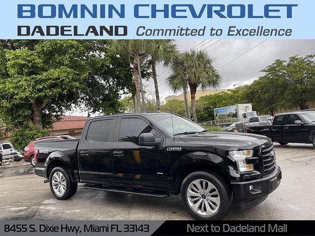 2017 Ford F-150 XL for sale in Miami, FL