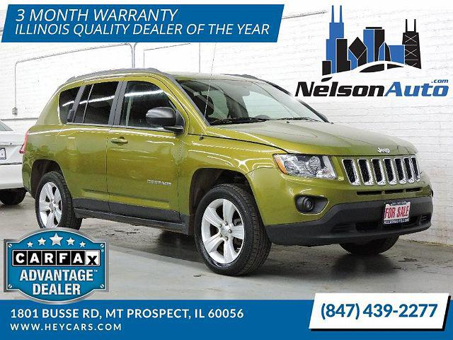 2012 Jeep Compass Latitude for sale in Mount Prospect, IL