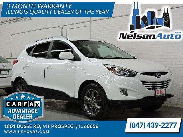 2014 Hyundai Tucson SE for sale in Mount Prospect, IL