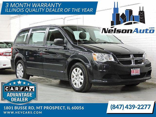 2015 Dodge Grand Caravan American Value Pkg for sale in Mount Prospect, IL