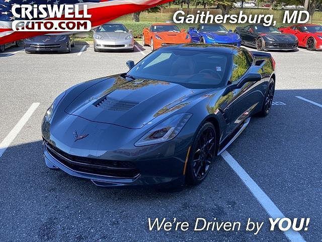 2019 Chevrolet Corvette Z51 3LT for sale near Gaithersburg, MD