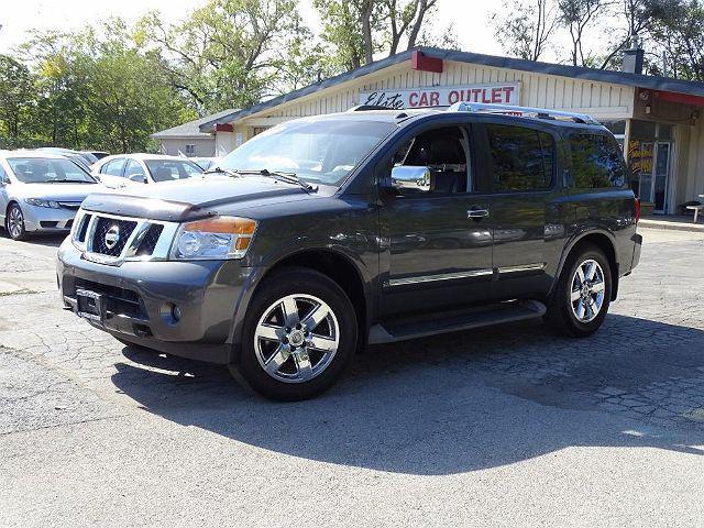 2010 Nissan Armada Platinum for sale in Elmhurst, IL
