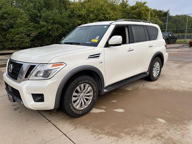 2019 Nissan Armada SV for sale in Mesquite, TX