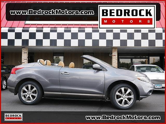 2013 Nissan Murano CrossCabriolet AWD 2dr Convertible for sale in Blaine, MN
