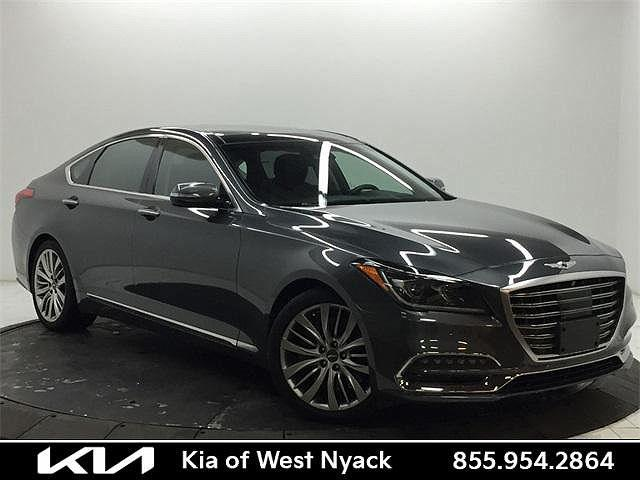 2018 Genesis G80 5.0L Ultimate for sale in West Nyack, NY