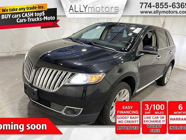 2013 Lincoln MKX AWD 4dr for sale in Whitman, MA