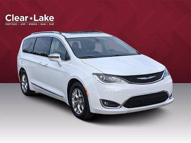2018 Chrysler Pacifica Limited for sale in Webster, TX