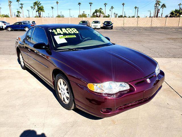 2004 Chevrolet Monte Carlo LS for sale in Glendale, AZ