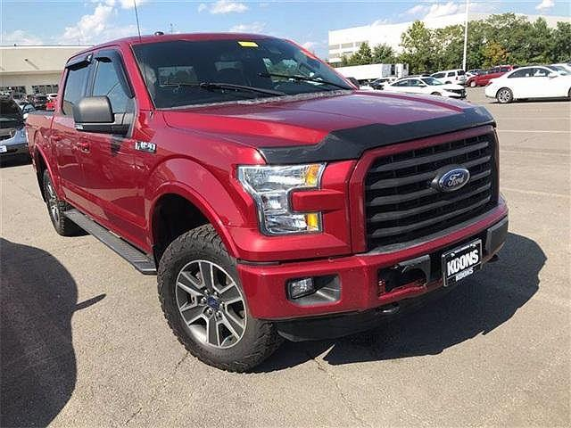 2015 Ford F-150 King Ranch for sale in Leesburg, VA