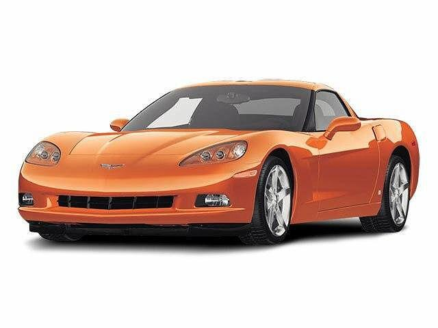 2008 Chevrolet Corvette 2dr Cpe for sale in Webster, TX