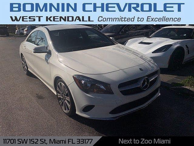 2018 Mercedes-Benz CLA CLA 250 for sale in Miami, FL