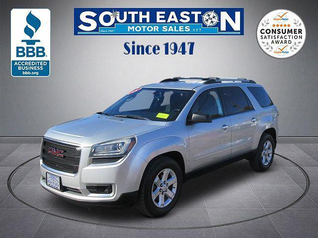 2015 GMC Acadia SLE for sale in South Easton, MA