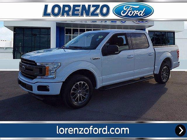 2018 Ford F-150 XLT for sale in Homestead, FL