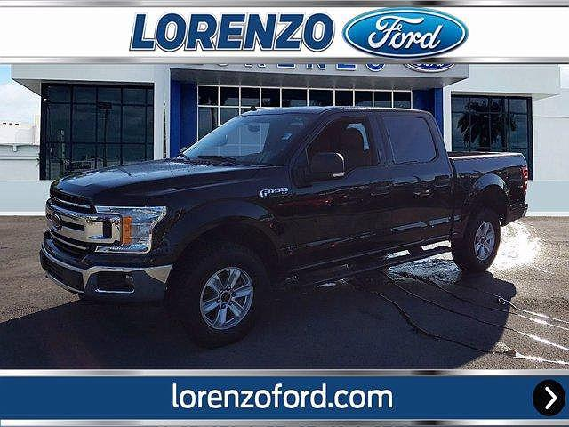 2019 Ford F-150 XLT for sale in Homestead, FL