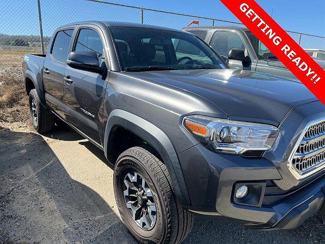 2017 Toyota Tacoma TRD Off Road for sale in Torrance, CA