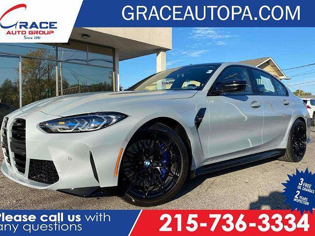 2021 BMW M3 Sedan for sale in Morrisville, PA